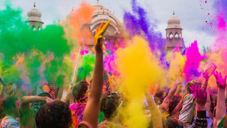 10 Songs For Your Perfect Holi Playlist