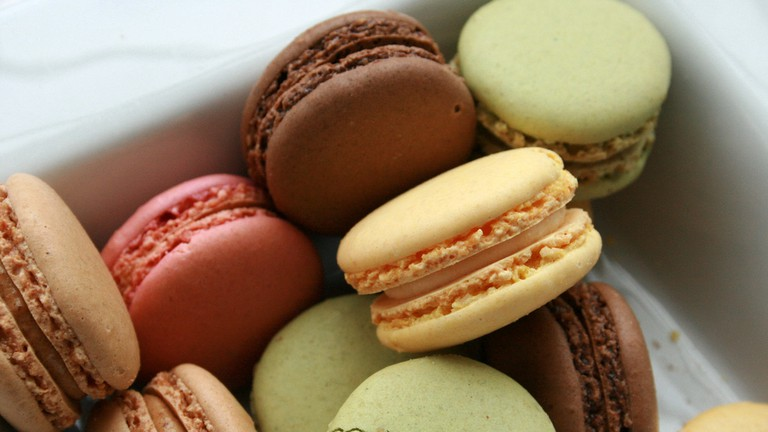 Macarons   © francois schnell/Flickr