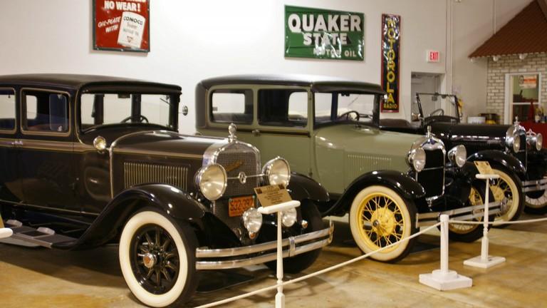 Kokomo Car Museum   © Valerie Everett/Flickr