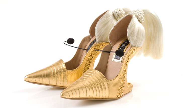 Bezalel Academy Of Arts And Design Shoes