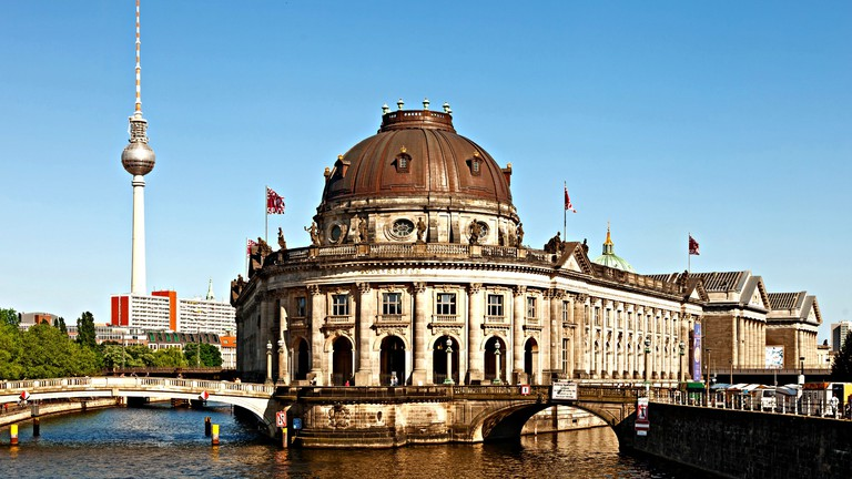 The History Of Museum Island In 1 Minute