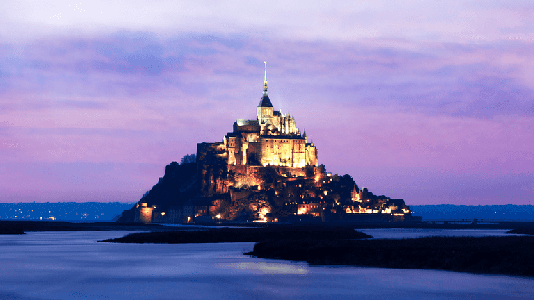 Mont Saint-Michel   © Selden Vestrit/Flickr