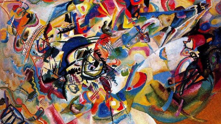 10 Artworks By Kandinsky You Should Know