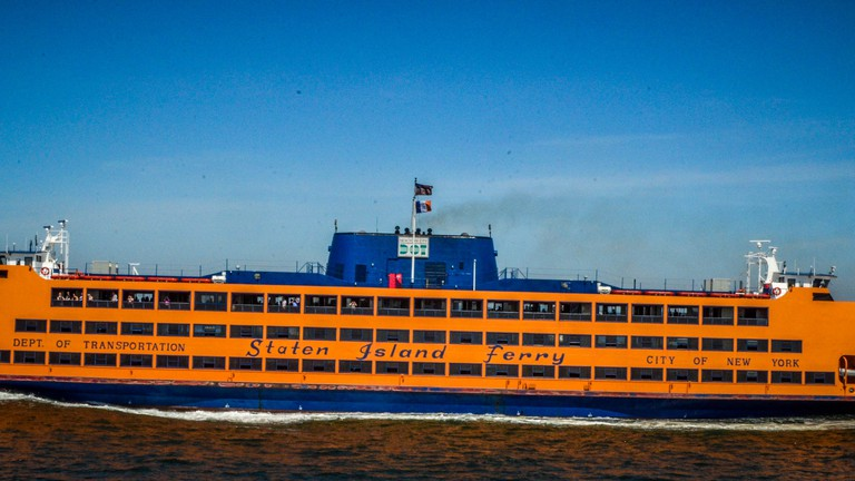 The History Of Staten Island Ferry
