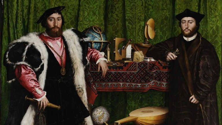 10 Works By Hans Holbein The Y...