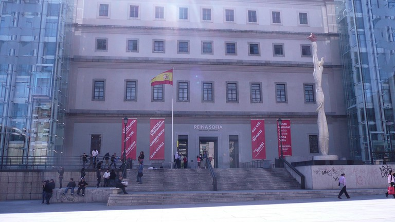 The History Of The Reina Sofia National Museum In 1 Minute