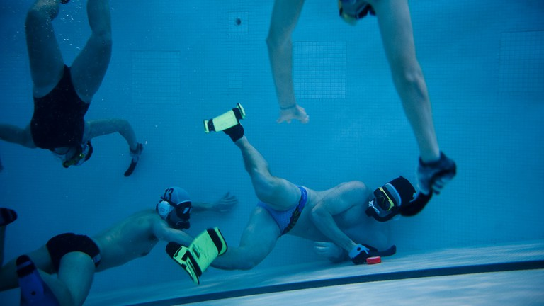Dive Into Underwater Hockey In Australia