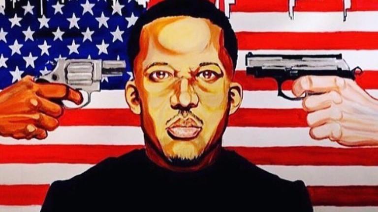 Aaron Maybin | Courtesy of Black Lives Matter