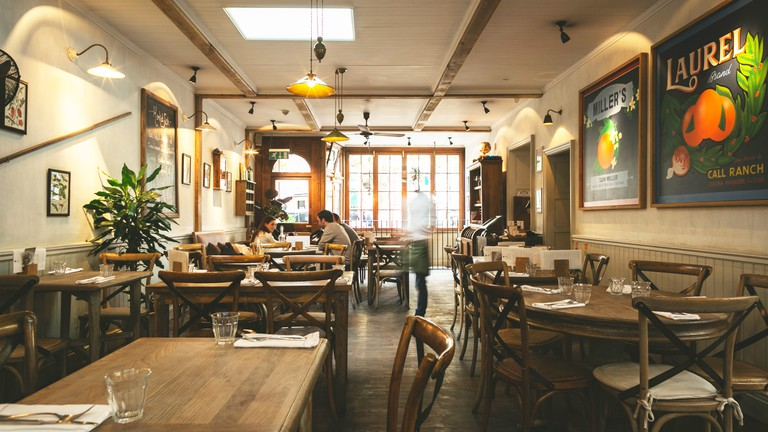 The Top 10 Restaurants In Pimlico London