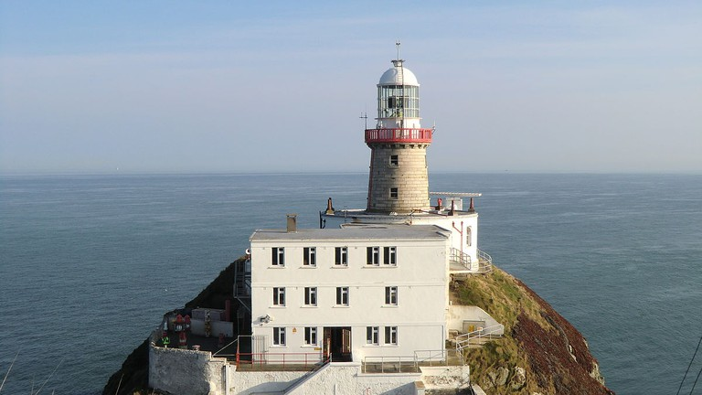 The Baily Lighthouse, Howth Head   © YvonneM/WikiCommons