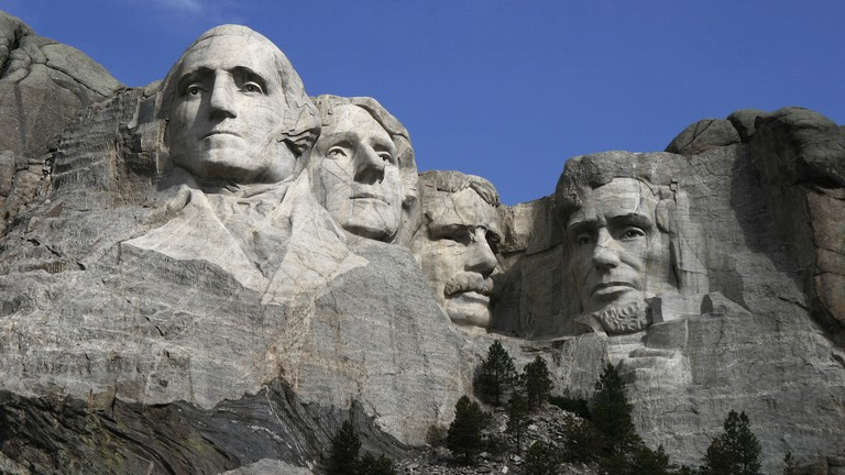 A Brief History Of Mount Rushmore
