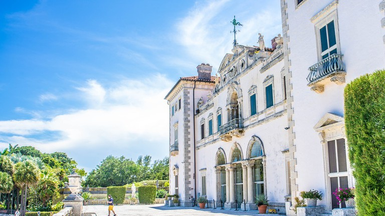 Vizcaya History