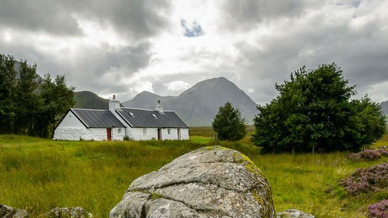 Super The Most Beautiful Cottage Rentals In Scotland Download Free Architecture Designs Estepponolmadebymaigaardcom