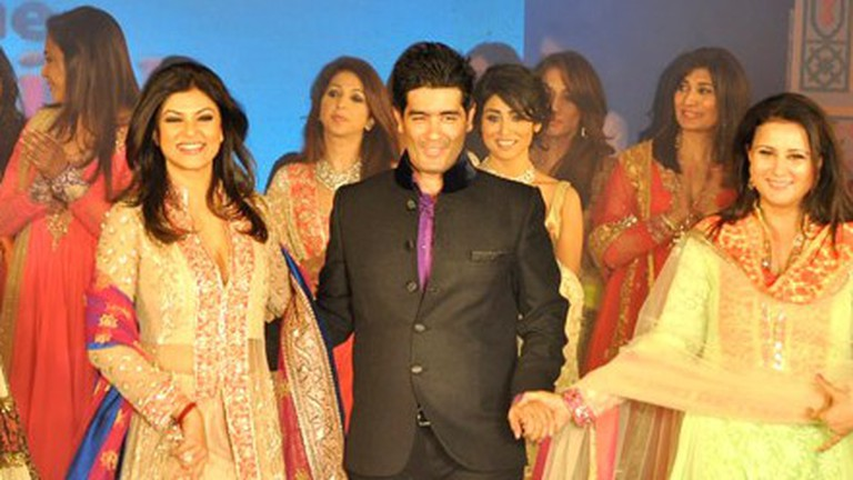 The Style Guide To Manish Malhotra