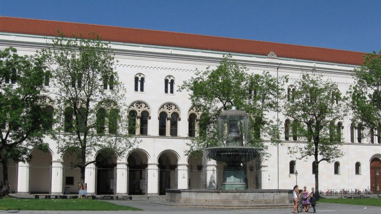 5 Things You Didn T Know About Munich S Lmu