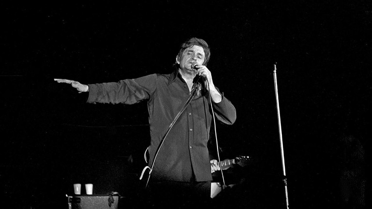 Was Johnny Cash The Father Of Gangsta Rap?