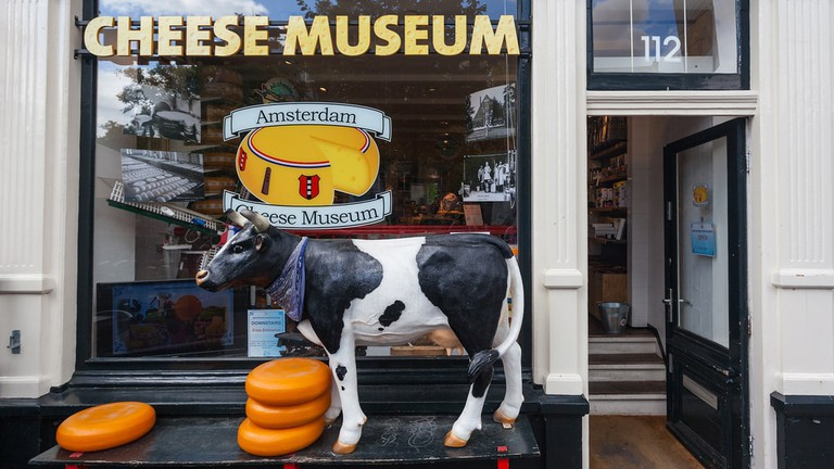 A Cheese Lover's Guide to Amsterdam