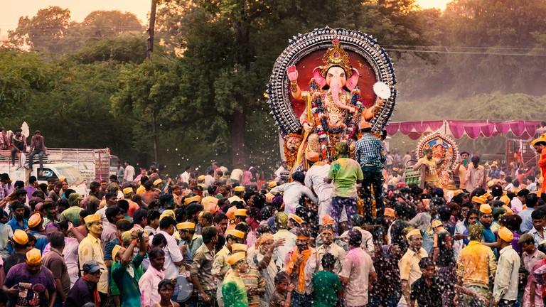 Ganesh Chaturthi The Hindu Festival Celebrating Lord Ganesha