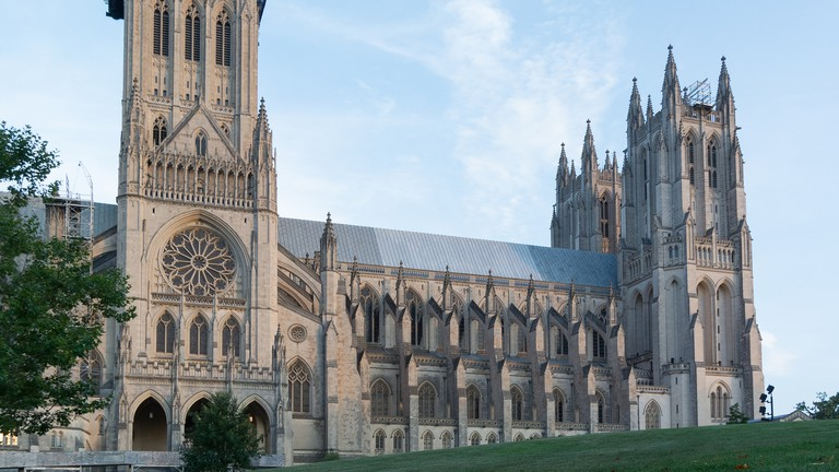 A Brief History Of The National Cathedral