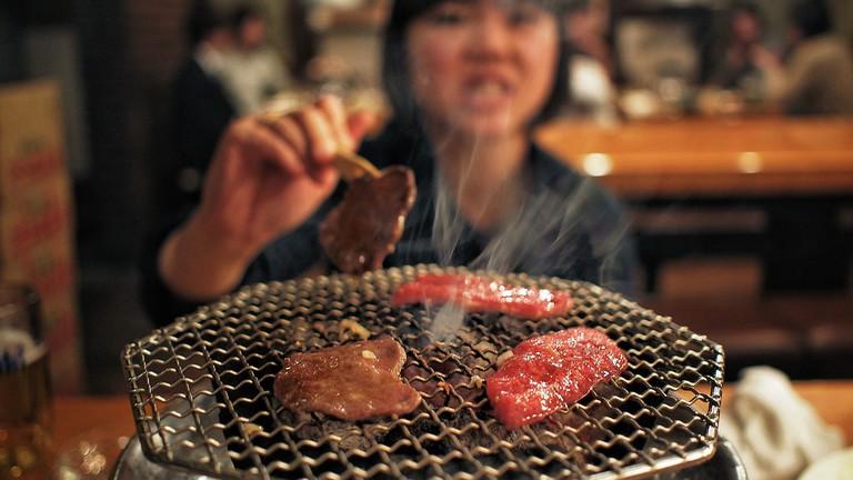 Yaki-niku | © Jonathan Lin/Flickr