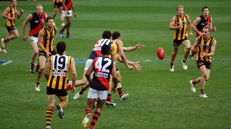 Australian Rules Football Explained