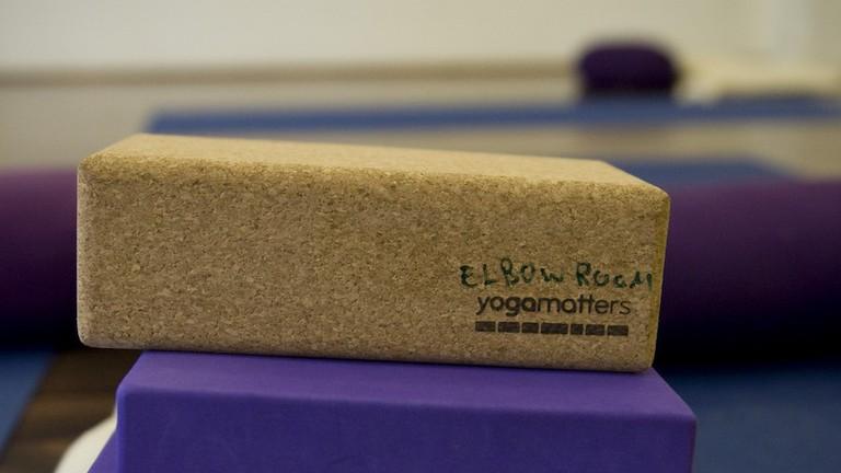 Yoga blocks | Courtesy of The Elbow Room, Dublin