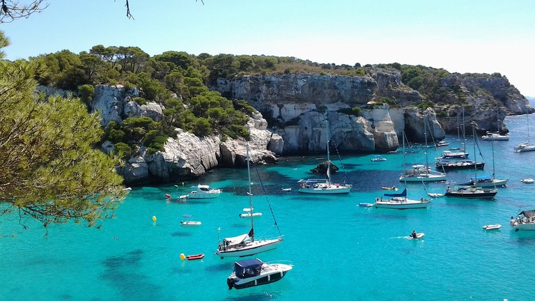 A Guide To Island Hopping Around Spain\'s Balearic Islands