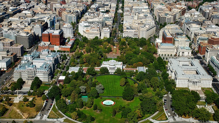 Washington, DC | Public Domain/Pixbay