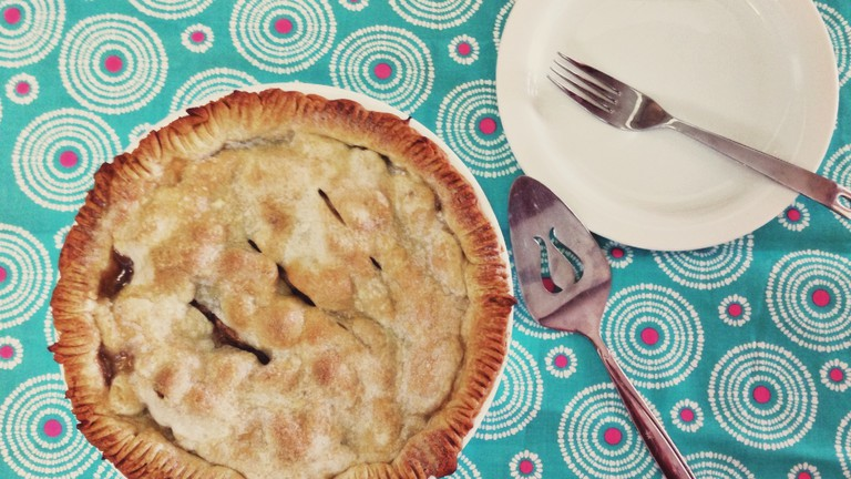 A Brief History Of Apple Pie In America