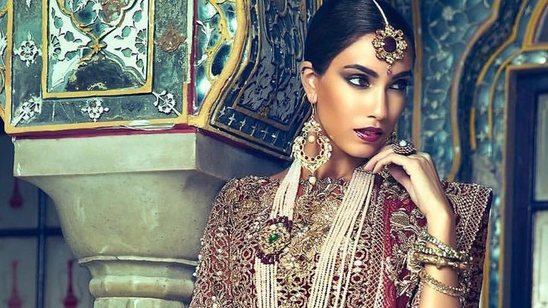 Beautiful Bridal Wear In Pakistan To Know About