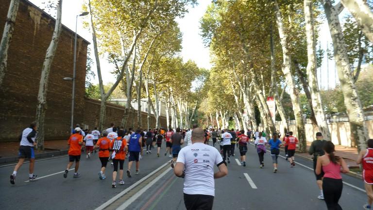 Istanbul Marathon | © Fuzzy Gerdes/Flickr