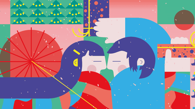 Japan Christmas.How To Celebrate Christmas In Japan