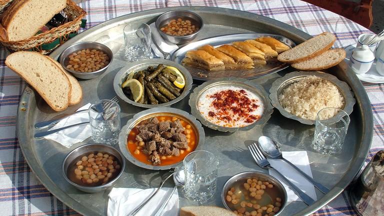Turkish Food   © KayaZaKi/Wikimedia Commons