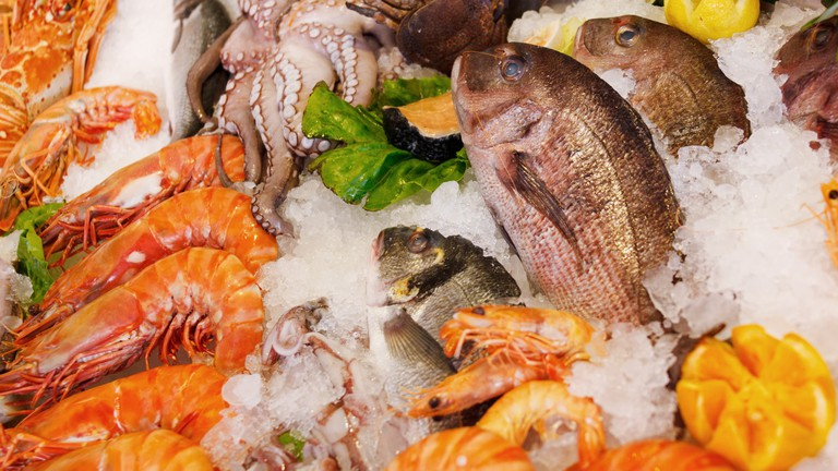 The Best Seafood Dishes In Spain