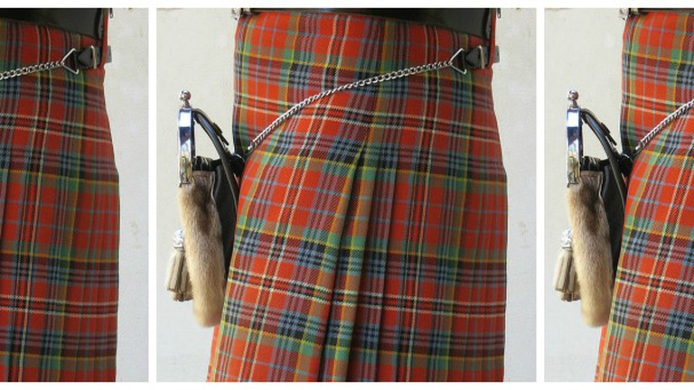 The Best Places To Buy Kilts In Edinburgh