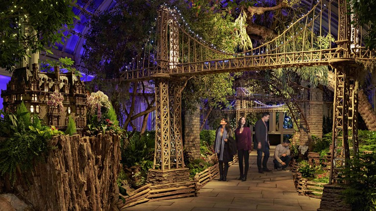 A Botanical City Within A City Returns To Dazzle New York