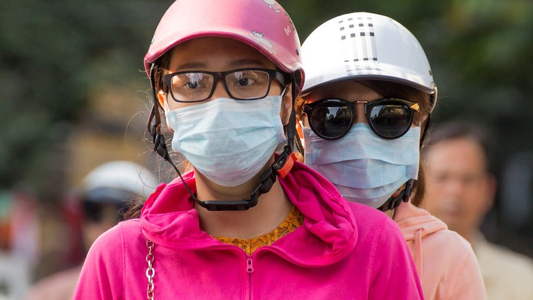 Surgical masks © Robert Ziemi | pixabay