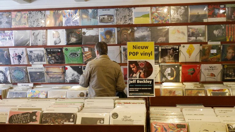 The Best Vinyl Record Stores In Amsterdam