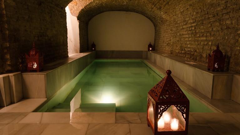 Arabic Baths | ©Sandra Vallaure / Flikr