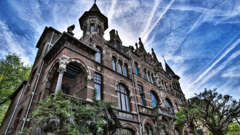 free things to do in antwerp