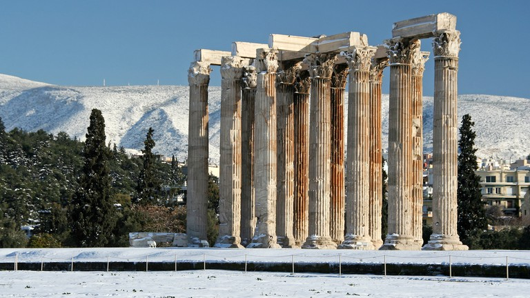Where To Go In Greece In The Winter