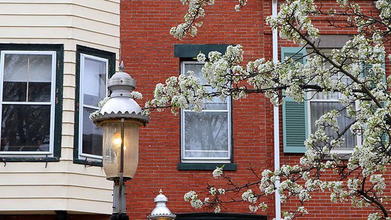 Discover Charlestown's beautiful architecture | © Ingfbruno