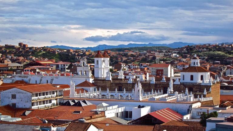 Mudanzas a Bolivia
