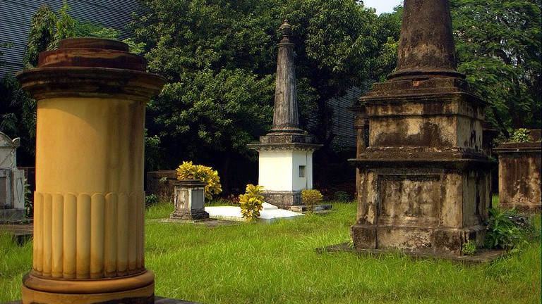 South Park Street Cemetery |Giridhar Appaji Nag Y / WikiCommons