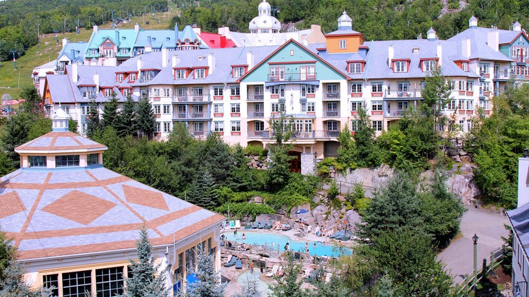The Top Things to Do in Mont-Tremblant for Non-Skiers Tremblant Resort Map on