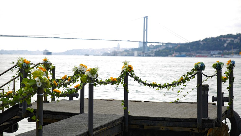 Destination Wedding In Istanbul
