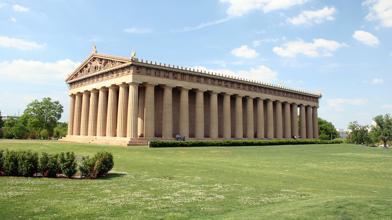 Nashville Parthenon|© Will Powell/Flickr