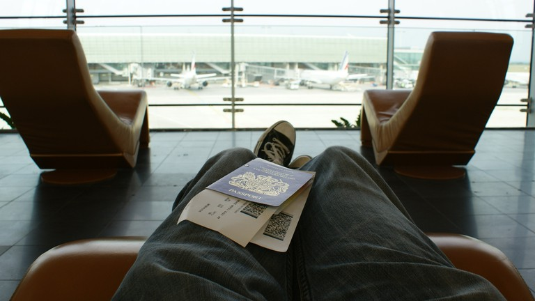 Time to kill at Charles de Gaulle │© Charles Dyer / Flickr