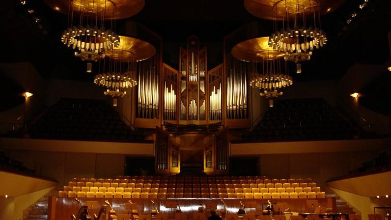 The National Auditorium of Madrid | © losmininos/Wikimedia Commons
