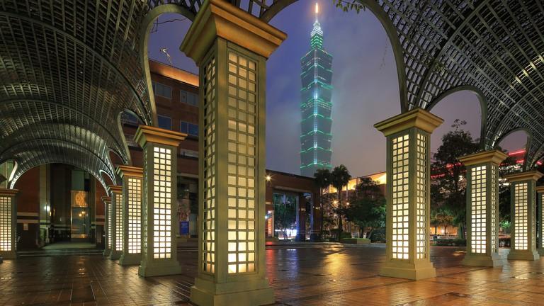 Taipei 101  ©  Eugene Lim / Flickr